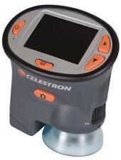 Celestron Digital portátil Microscopio De Mano Con Monitor Lcd