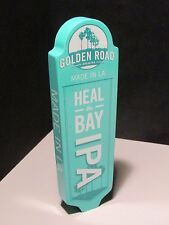 Golden Road Heal the Bay IPA Tap Handle pull India Pale Ale Brewery bar Craft