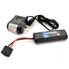 Traxxas LaTrax Battery AC Charger NiMH 1200mAH iD Connector Teton Prerunner