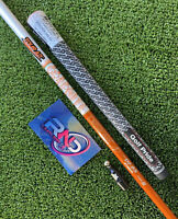 Graphite Design Tour AD DI 85 Stiff Hybrid Shaft W/- Tip + Grip New Logo 2020