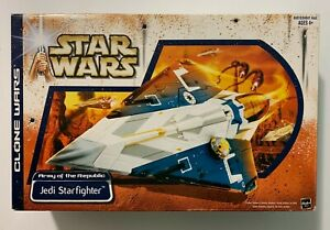 Star Wars Clone Wars: Army of the Republic - Jedi Starfighter