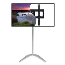 130cm Floor Stand Mount LED LCD TV Bracket 24 32 39 40 43 46 47 49 50 Inch