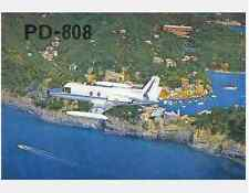 AIRCRAFT AERONAUTICA Piaggio PD808 Vespa Jet 1970 (eng) Brochure - DVD