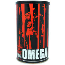 Universal Nutrition Animal Omega, 30 Servings, Enhanced Anabolism & Metabolism