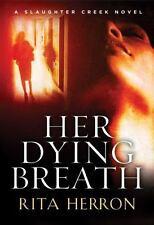Her Dying Breath Rita Herron