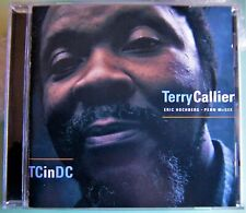 Terry Callier – TC In DC CD - Premonition Records – PREM-739-2 -  US 1996
