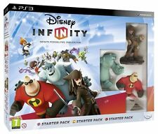 DISNEY INFINITY STARTER PACK PS3 *PRE-ORDER NEW & SEALED*