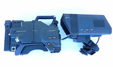 SONY DXC-637 + CA-537 + Viewing Monitor