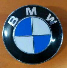 ORIGINAL OEM BMW 82MM BONNET BADGE SUITS X1 X3 X5 X6 SERIES SE AND M SPORT