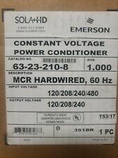 Sola 63-23-210-8 Power Conditioner