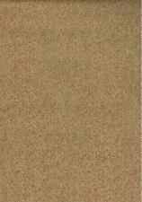 Brown & Cream Distressed Herringbone Design Wallpaper -  251-64942
