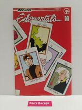 Elementals #4 - Comico June 1985 - VF range