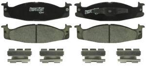 Disc Brake Pad Set-Perfectstop Ceramic Disc Brake Pad By Bosch Front PC632