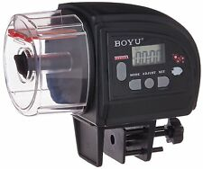 BOYU Automatic Fish Food Dispenser Timer | Aquarium Feeding Device