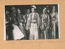 ALBANIE c. 1950 - Les Princesses Royales - C. Alb 5