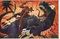 VENOM #25 (BAGLEY 3RD PRINT EXCLUSIVE V-REX VIRGIN VARIANT) COMIC ~ Marvel