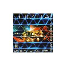 TOMITA - LIVE AT LINZ 1984-THE MIND OF THE UNIVERSE - TOMITA CD PWVG The Cheap