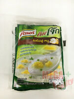 4x Knorr Cup Jok Instant Jasmine Rice Fluffy Egg With Pork Flavour Easy Cooking