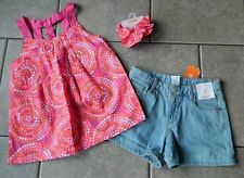 Size 8 years outfit Gymboree,Bright and Beachy,NWT,top,shorts,3 pc.set