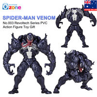 Marvel Spider-Man Venom No.003 Revoltech Series PVC Action Figure Toy Gift