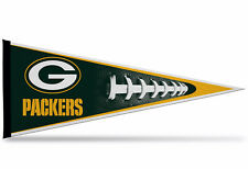 "New  Green Bay Packers NFL Pennant 12""x30""  Made in USA banner flag"