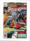 """SPIDER-WOMAN #4 [1978 VF-NM] """"HELL IS THE HANGMAN!"""""""