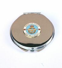RAF Air Force Lest We Forget Compact Mirror Handbag Gift  FREE ENGRAVING BGK61