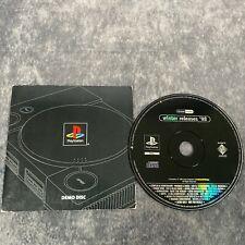 PS1 PlayStation 1 Demo SCED-01441 Winter Releases '98 Tombi Kula World Spyro