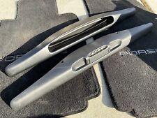 Porsche 996 911 986 Boxster Seat Memory Hood Trunk Release Switch Sill Plastics