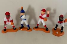 1984 Vintage Bakery Craft Baseball Cake Toppers