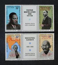 CKStamps: Cameroun Stamps Collection Scott#C111-C112 C115-C116 Mint NH OG Ovpt