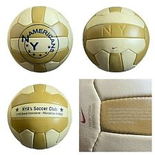 2005 Nike New York Ny Americans Vintage Football Soccer Ball Limited Match Mls 5