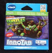 Vtech  Teenage Mutant Ninja Turtles InnoTab Learning App Software - MATH