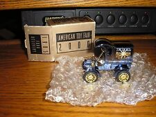 "Vintage RARE 2 3/8"" Ertl Millennium 2000 American Toy Fair 1905 Ford Delivery"