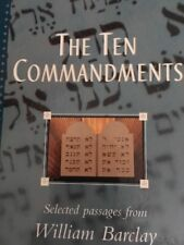 The Ten Commandments (William Barclay Library) Barclay Pocket Guides