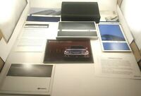 2008 Subaru Legacy Owners Manua Kitl And Pamphlets with Leather Case Great Shape