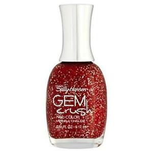 Sally Hansen Gem Crush Nail Polish #02 Cha-Ching!, 0.33 Fl Oz