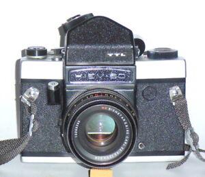 (4025) KIEV-60 incl. TTL, mit Objektiv Zeiss Biometar 2,8/80 / 6x6-SLR Kamera