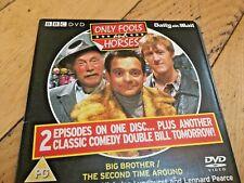 Only Fools and Horses DVD Daily Mail BBC -David Jason, Nicholas Lyndhurst,gd con