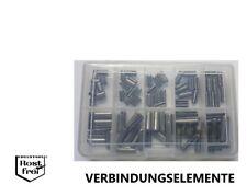 Spannstifte Sortiment/Set DIN 1481 100 Teile EDELSTAHL 1.4310 Ø 6