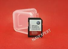 Volkswagen Navi SD Karte Europa West (V11) 2019 RNS 315 3AA919866 3AA919866AT