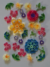 Floral Quilling Designs for Summer