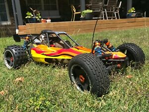 HPI BAJA 5B SS 1:5 SCALE RC CAR DUNE BUGGY - AWESOME