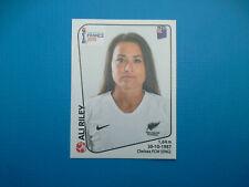 Figurine Panini Women's World Cup France 2019 n.374 Ali Riley New Zealand