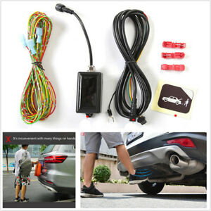 Foot Sensor Controlled Opening & Closing For Electric Tailgate Auto Accessories