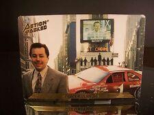 Insert Alan Kulwicki #7 Hooters Action Packed 1993 Card #AK4