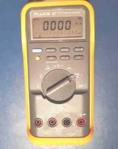Fluke 87 True RMS Digital Multimeter. Excellent condition.