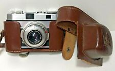 Vintage Tower 51 Camera & Leather Case with Strap