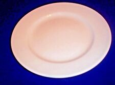 "Ultima China DINNER PLATE Restaurant Ware Cream/off White 9"" WIDE"