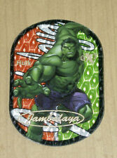 2013 UD EX Marvel Fleer Retro Jambalaya HULK #9 of 21